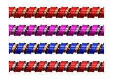 Colored Swirl Stock Photos