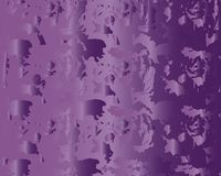 Colored texture in purple tones. Colorful background in violet shades. Vector graphics of gradient coloring violet flowers vector illustration