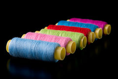 Colored thread Royalty Free Stock Images