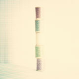 Colored Threads Stock Images