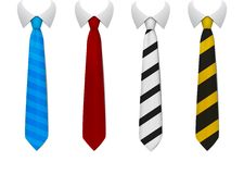 Colored Tie Stock Photos