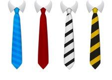 Colored tie Stock Photos