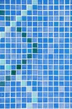 Colored tiles Stock Photography