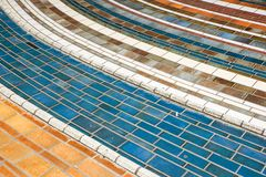 Free Colored Tiles Ceramic Pavement .Modern Glass Mosaic Background, Texture Stock Photo - 100214070