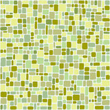 Colored tiles light green Royalty Free Stock Images