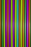 Colored tubes stock photos