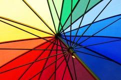 Colored Umbrella Stock Photos