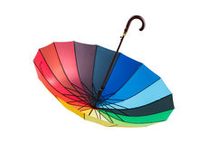 colored umbrella Stock Photography
