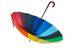 colored umbrella Stock Photos