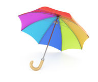 Colored umbrella Royalty Free Stock Photography