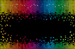 Colored vector background Royalty Free Stock Image
