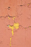 Colored Vintage Peeling Texture Royalty Free Stock Photo