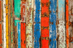 Colored wall background Stock Photography