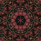 It is colored wallpaper ,has decorated by geometry shapes. It is colored wallpaper,has many of shapes as a decoration royalty free stock photography