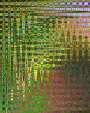 Colored Wavy Lines Royalty Free Stock Photo