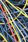Colored wire Royalty Free Stock Photography