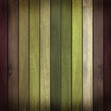 Colored wooden texture Stock Images