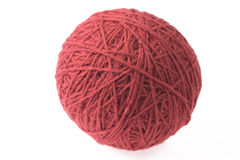 Colored wool Royalty Free Stock Photos