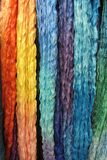 colored yarn Royalty Free Stock Image