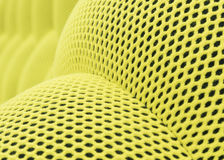 The colored yellow abstract background mesh checkered Stock Photo