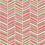 Colored zigzag lines Stock Photo
