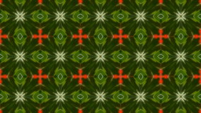 Coloree el fondo de la boda del estampado de plores del loto, suposición magnífica de la religión de Oriente, fractal, estructura ilustración del vector