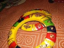 Coloree el ful bangal Imágenes de archivo libres de regalías