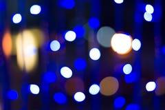 Coloree el punto ligero al azar Imagen de archivo libre de regalías