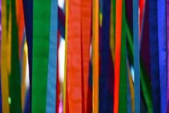 Coloree las cintas, concepto LGBT, libertad, Europa, homosexuales, desfile, fondo, espacio de la copia, bandera imagen de archivo libre de regalías