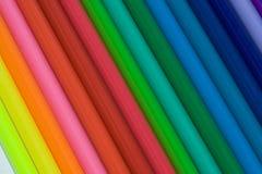 Coloree los lápices imagen de archivo