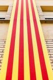 Colores catalanes Foto de archivo libre de regalías