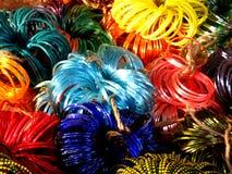 Colores circulares Foto de archivo libre de regalías