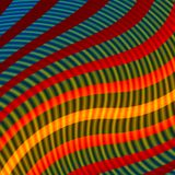 Colores coloridos del arco iris del fondo - vibrantes Foto de archivo