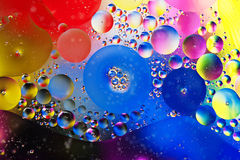 Colores de Abctract Imagenes de archivo
