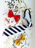 Colores de accesorios Fotografía de archivo libre de regalías