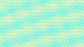 Colores de fondo azules claros y amarillos abstracto - pequeños ladrillos geométricos de los rectángulos - libre illustration