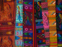 Colores de Guatemala Imagen de archivo