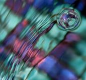 Colores de la burbuja Fotografía de archivo libre de regalías