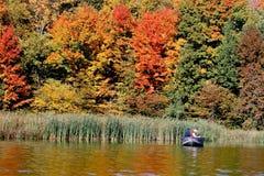 Colores de la caída Fotos de archivo libres de regalías