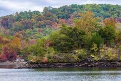 Colores de la caída de Kentucky Fotos de archivo libres de regalías
