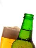 Colores de la cerveza Fotos de archivo