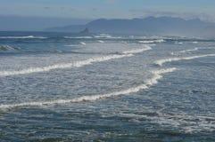 Colores de la costa de Oregon Imagen de archivo libre de regalías