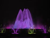Colores de la fuente Foto de archivo
