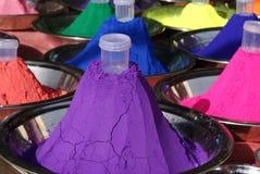 Colores de la India Imagen de archivo libre de regalías