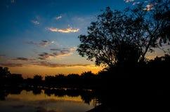 Colores de la mañana Foto de archivo libre de regalías