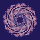 Colores de la mandala Imagenes de archivo