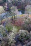 Colores de la naturaleza en invierno Fotografía de archivo