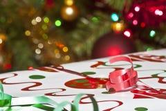 Colores de la Navidad Imagenes de archivo
