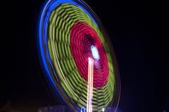 Colores de la noche Fotografía de archivo libre de regalías