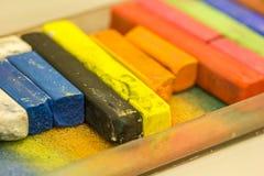 Colores de los artistas imagenes de archivo